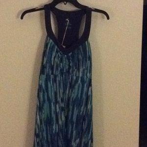 Prada Blue Summer Dress